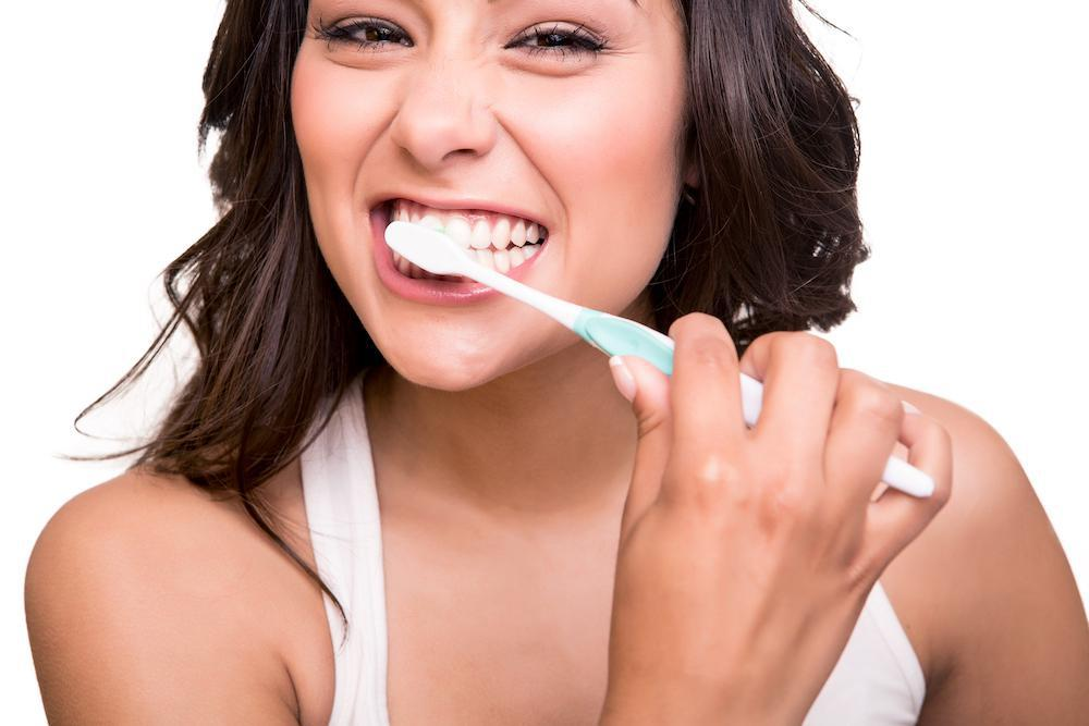 ix it: You can fix this dental mistake by looking for the American Dental Association (ADA) seal of approval on a toothbrush