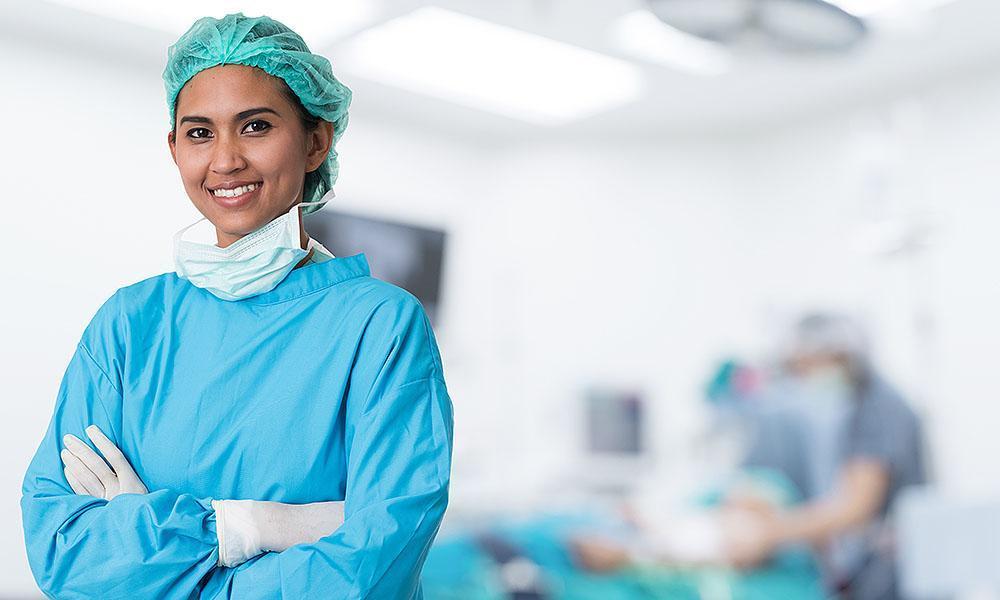 Lady Surgeon