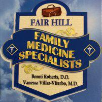 Fair Hill Family Medicine Specialists -  - Family Medicine