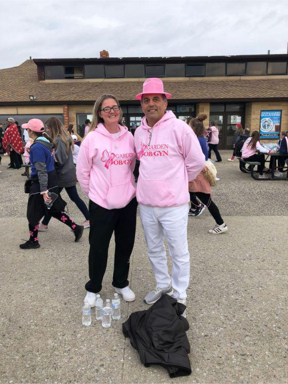 Gallery image about Making Strides Against Breast Cancer 2019 Fundraise Walk