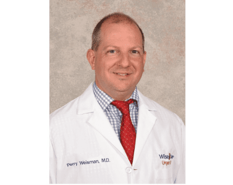 ,  Office of Perry Weisman, MD, MD