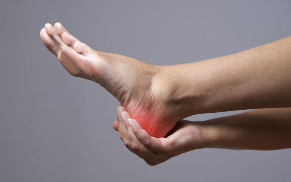 Treatment Options for Heel Pain: Ankle