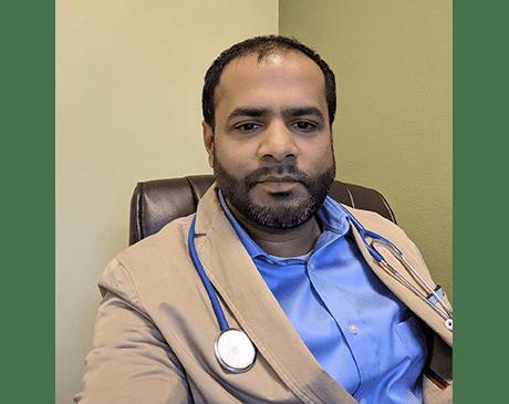 ,  Office of Sajid Khan, MD