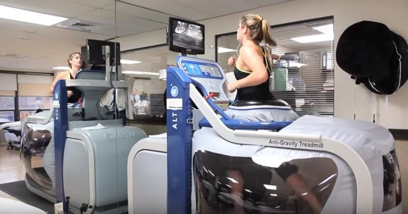 Alter G Anti-Gravity Treadmill