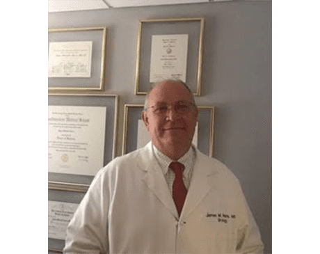 ,  Office of James M. Harris, MD