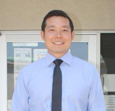 Dr. William Chiueh, Dental Director at SFCHC