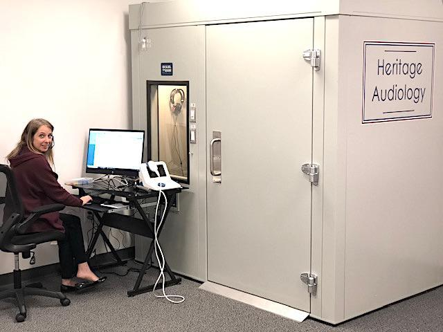 Audiologist, Susan Bergquist, MS, CCC-A