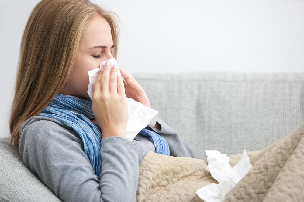 The occasional runny nose is a fleeting hassle, but if you find yourself constantly wiping or blowing your nose for weeks, mo