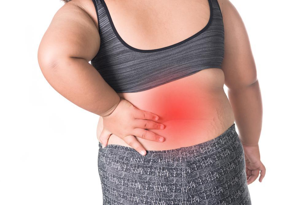 Excess weight isn't just a cosmetic issue. Being overweight or obese, especially when you carry fat around your waist, can ca