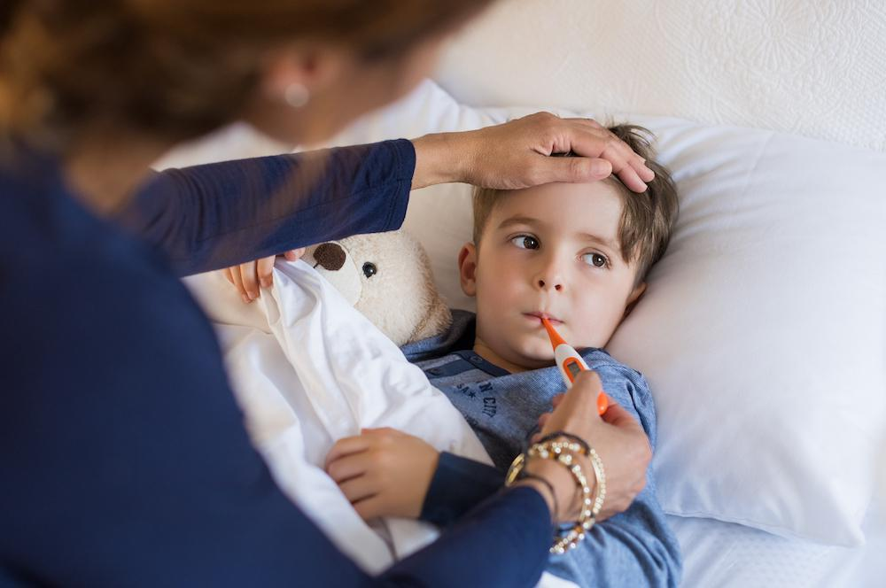Does your child have a fever? The good news is that you don't have to rush to the emergency room, wait for hours, and pay a h