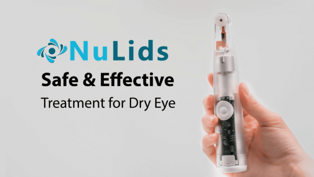 Beverly Hills Optometry - Nulids Treatment Device