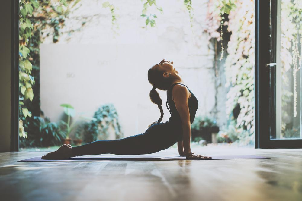 An ancient practice, yoga can help align your spine and promote overall health and wellness.