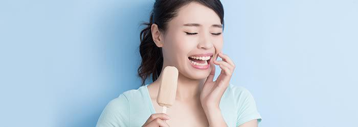 How to stop teeth sensitivity immediately?