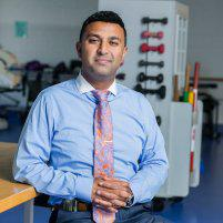 Stanley Mathew, MD -  - Physical Medicine & Rehabilitation Physician