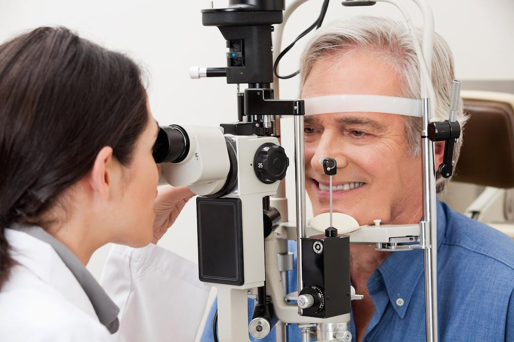 Let's face it, managing your diabetes can seem overwhelming at times. But a comprehensive diabetes eye exam is painless, take