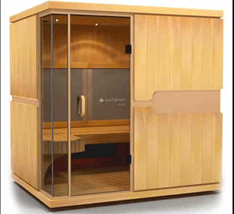MPulse Infrared Sauna Therapy