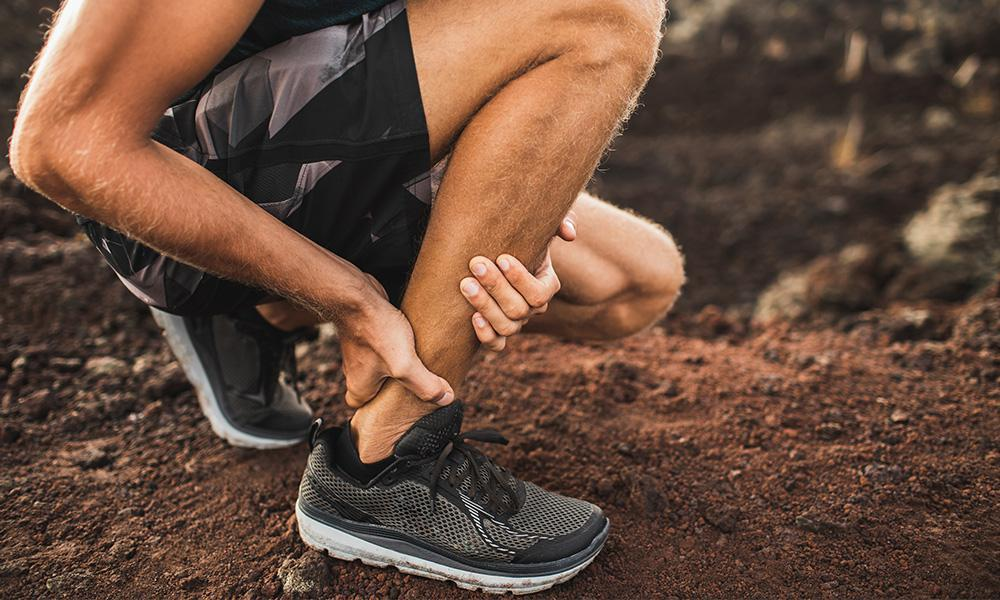 Tendinitis foot and ankle