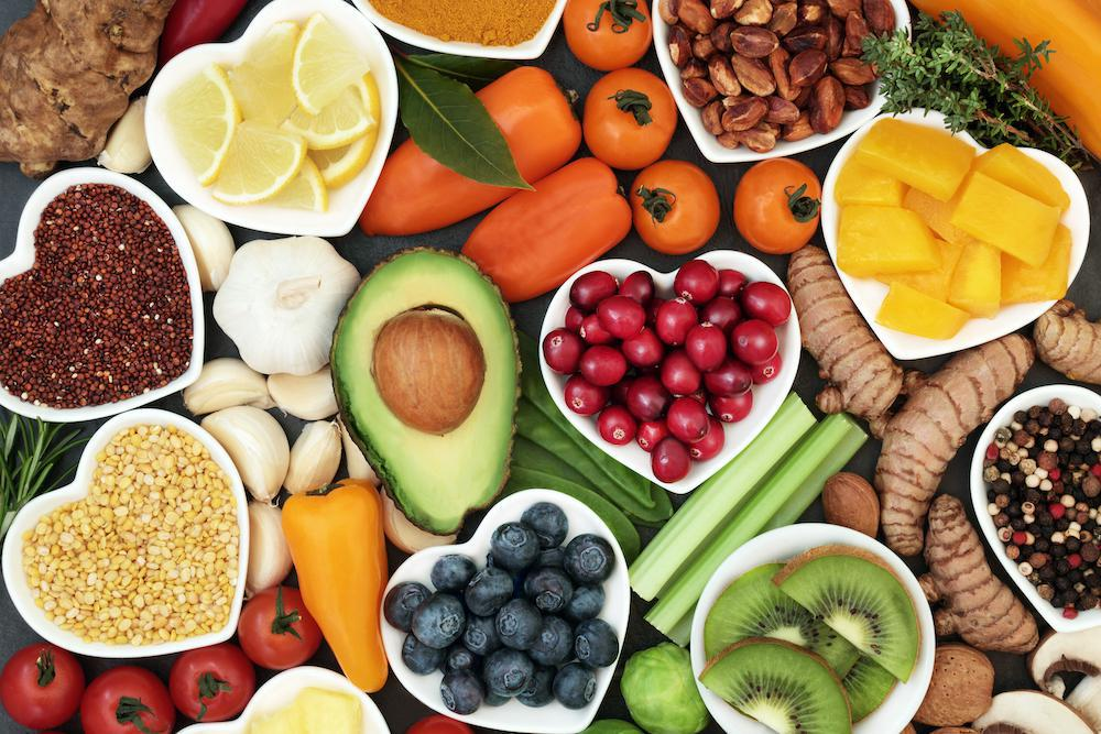 how diet affects iron intake