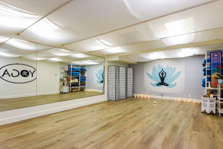 Gallery image about yoga gallery