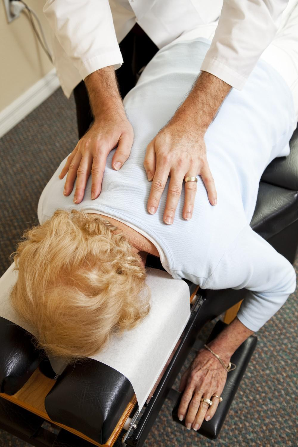 Spinal decompression is a natural healing practice.