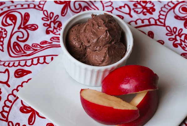 Chocolate Mousse Dip