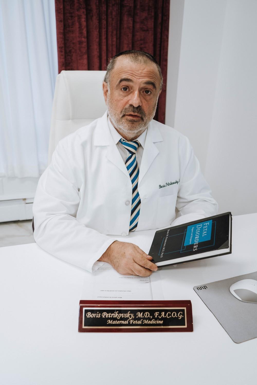 Dr. Petrikovsky
