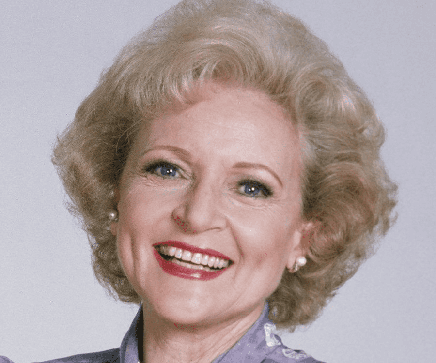Betty White as Rose Nylund of Golden Girls
