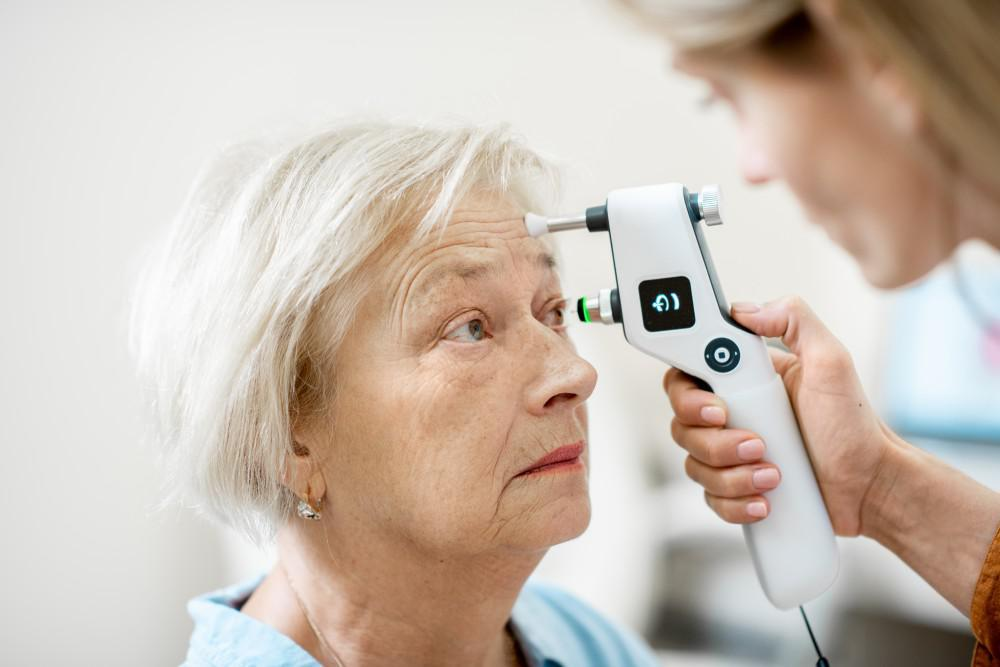 what causes elevated ocular hypertension