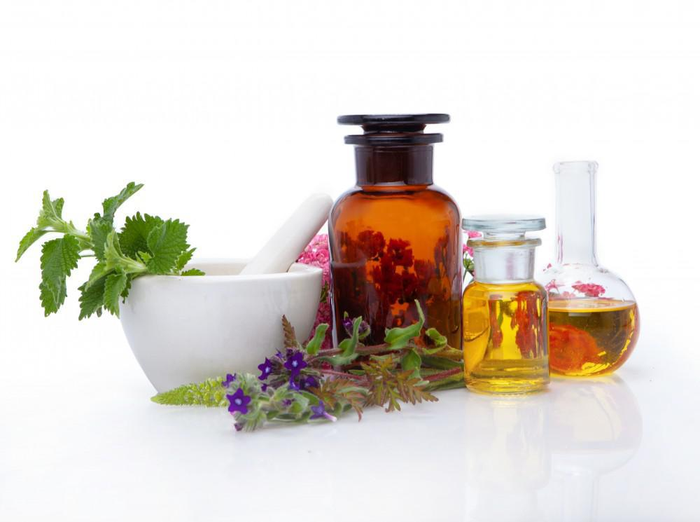 Oils and tinctures and herbs, oh my!