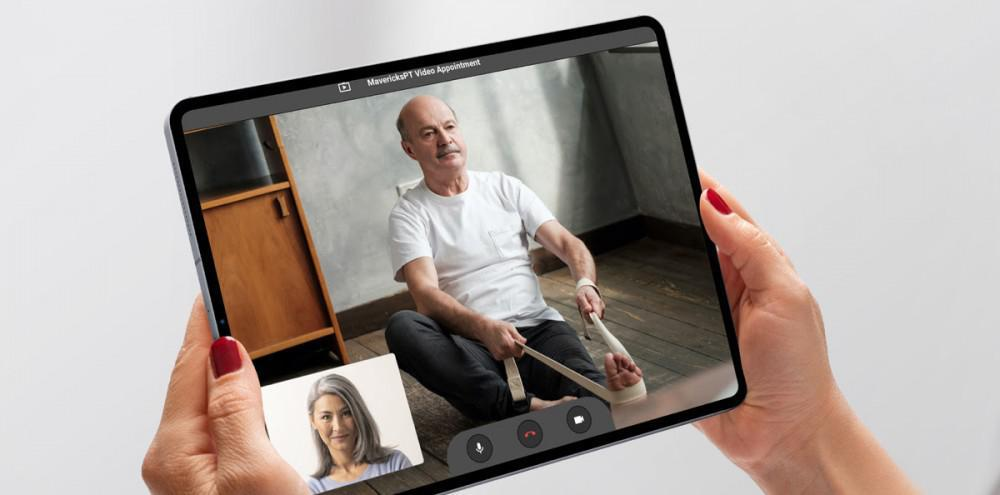 Physical and Occupational Therapy telehealth