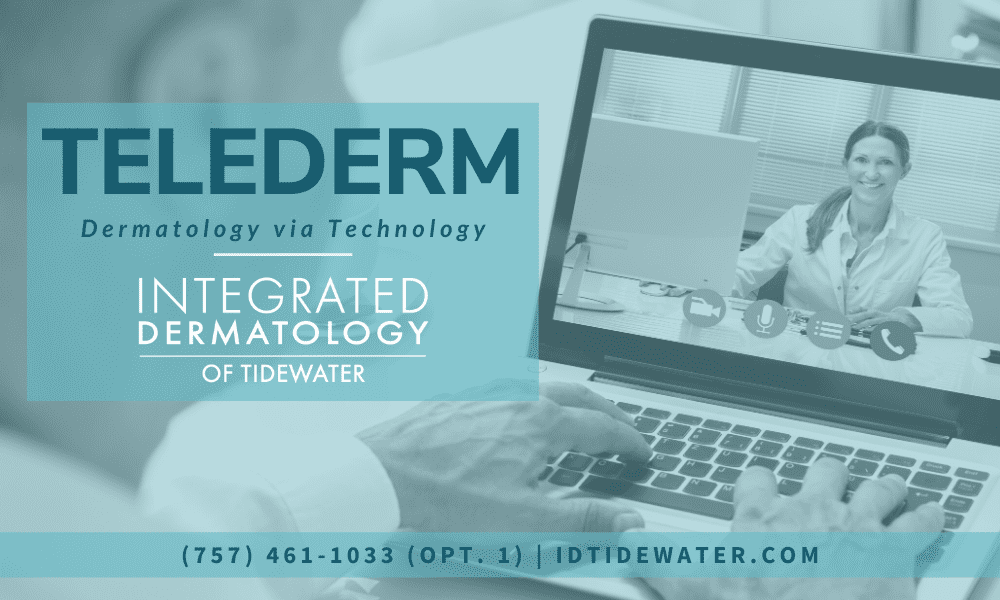 TeleDerm - Dermatology via Technology