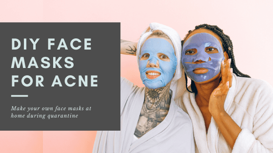 Make your own face masks during quarantine