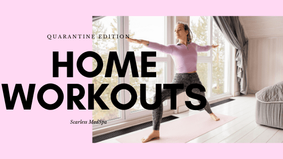 Home workouts during quarantine
