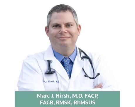 ,  Office of Marc Hirsh, M.D., FACP