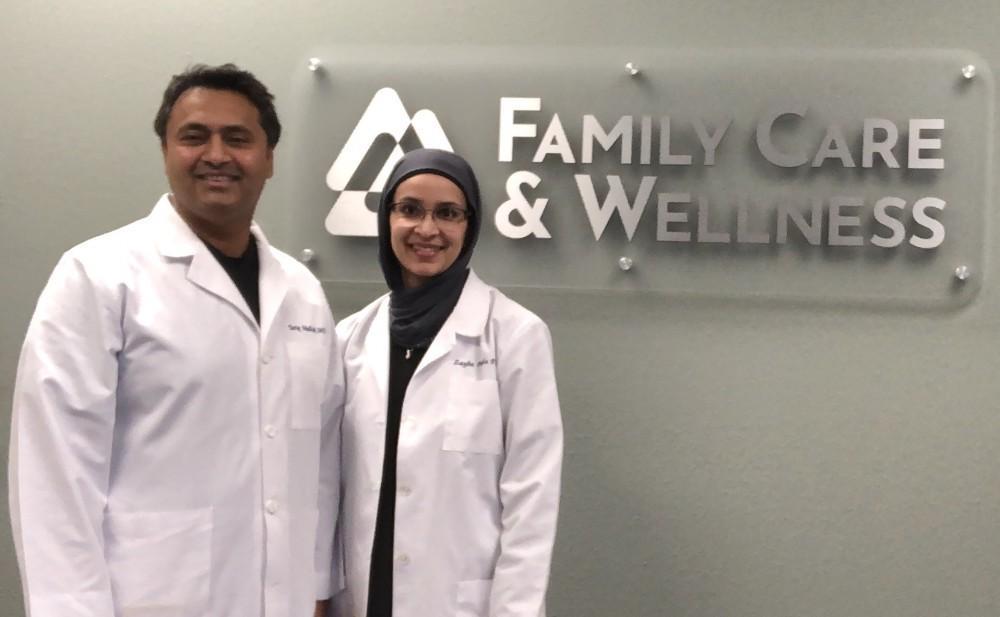 Dr Tariq Mallick MD, Zayba Hoda PA-C