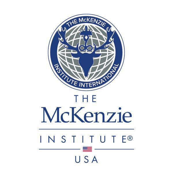 Mckenzie institute USA logo