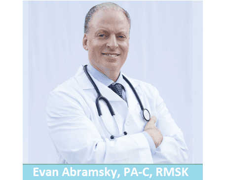 ,  Office of Evan Abramsky, PA-C, RMSK