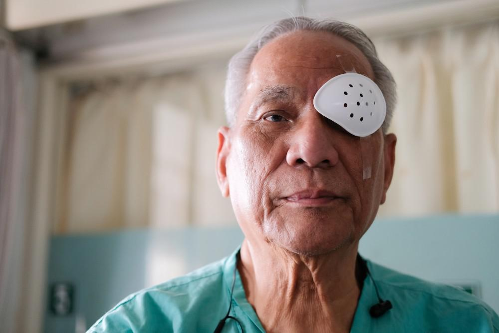 What to Expect During and After Cataract Surgery: Ethos ...