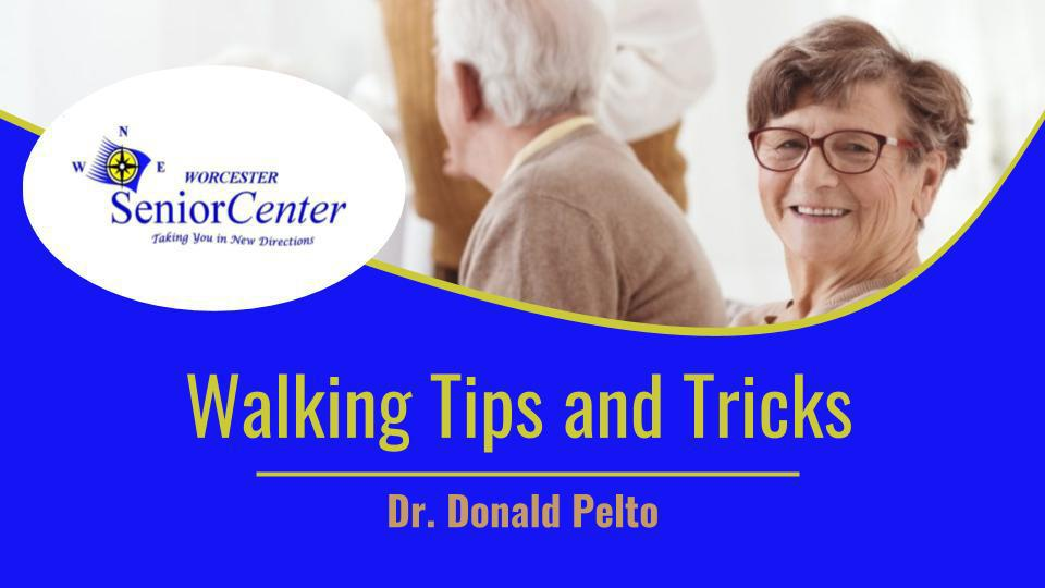 Walking Tips and Tricks