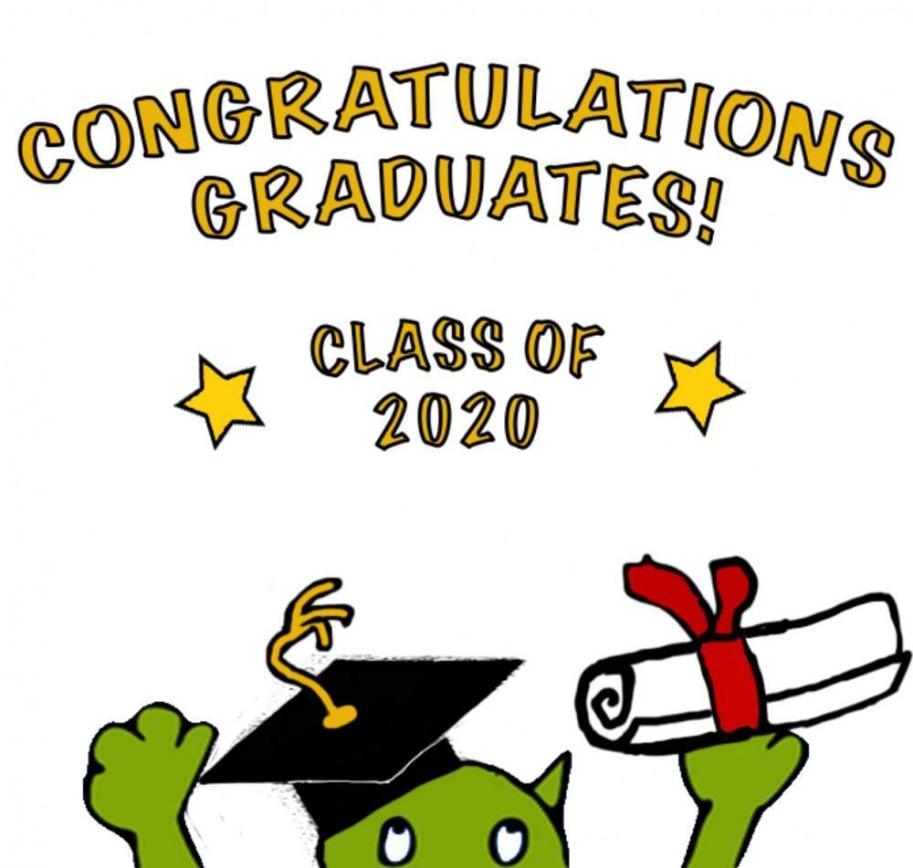 Congratulations Class of 2020!!!