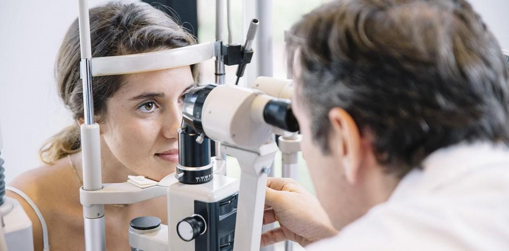 Early detection is key when treating Glaucoma