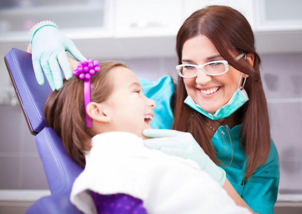 Kids Dental Visit
