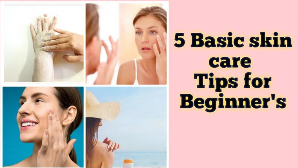 5 Skin Care Rules