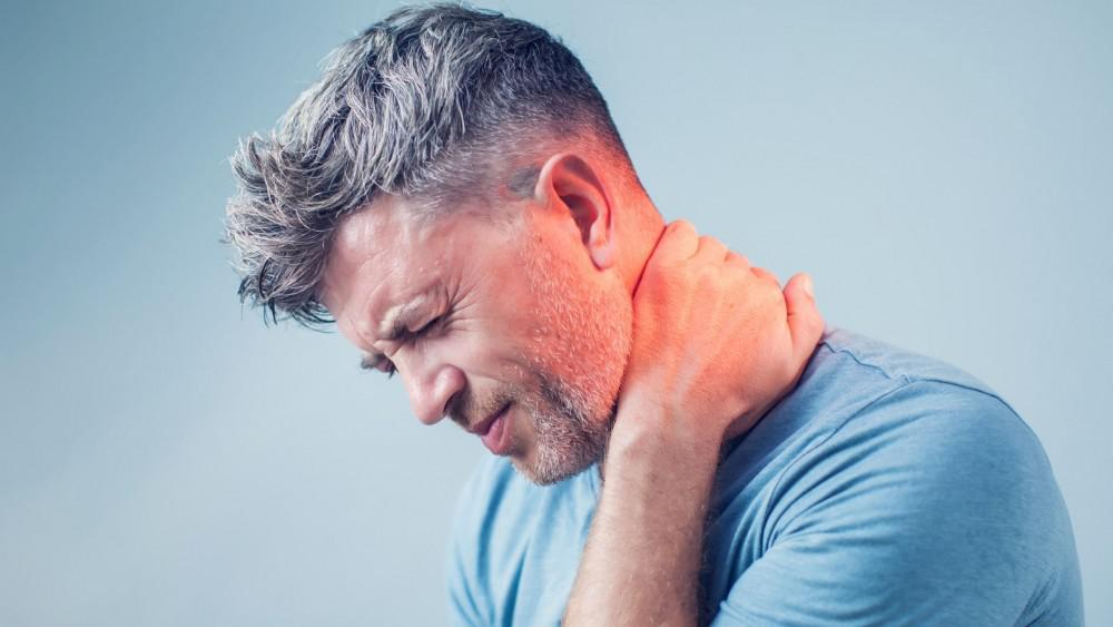 Neck pain can be treated with PT