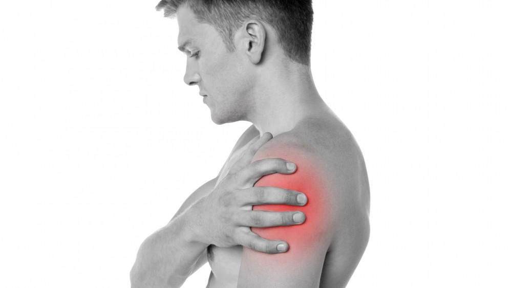Physical Therapy can reduce shoulder pain