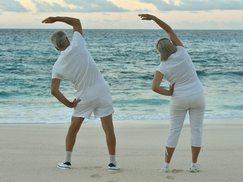 Active elderly