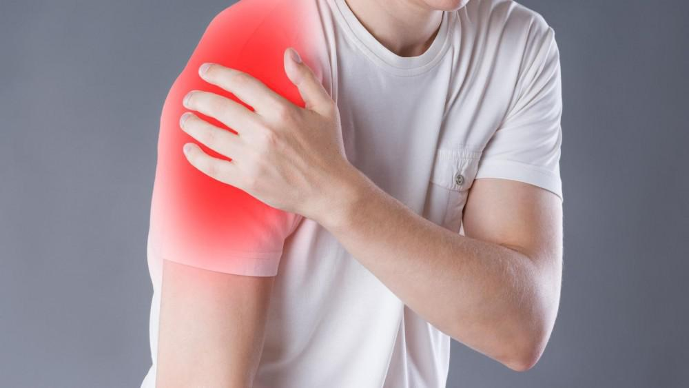 Frozen Shoulder can be treated with physical therapy