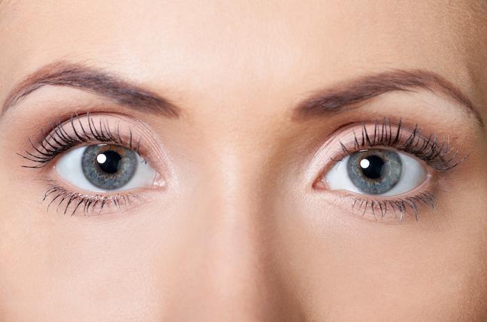 eyes and eyelids