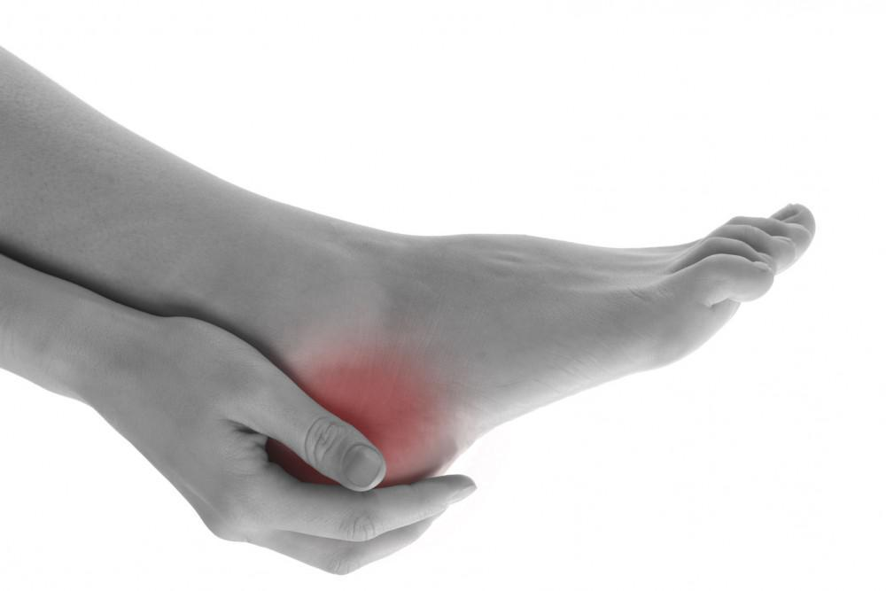 Treat Heel Pain with a Podiatrist