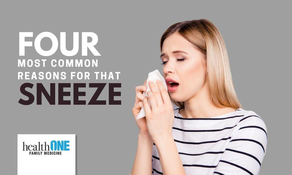 Reasons for Sneezing